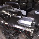 Klemgrill 456